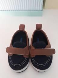 Sapato bebê menino