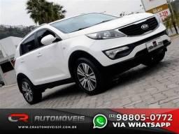 SPORTAGE 2014/2015 2.0 LX 4X2 16V FLEX 4P AUTOMÁTICO