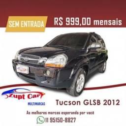 Hyundai Tucson Glsb 2.0 16V Flex Aut. Zero entrada Oportunidade