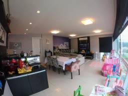 Apartamento semi mobiliado com baixo custo de condomínio no São Luiz a poucos metros do ce