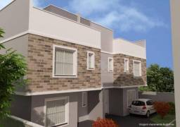 Sobrado com 3 dormitórios à venda, 121 m² por R$ 468.000,00 - Xaxim - Curitiba/PR