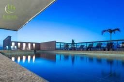 Flat com 1 dormitório para alugar, 34 m² por R$ 1.000,00/mês - Centro - Itaboraí/RJ