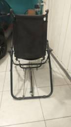 Cadeira  pra fazer exercício
