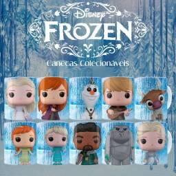 Canecas Colecionáveis Funko Pop Frozen