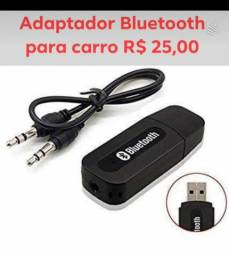 Adaptador bluetooth para carros