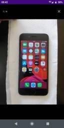 IPhone 6s 750;00 aceito cartão 32gb