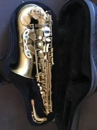 Sax alto Eagle Vg Profissional Top Envelhecido