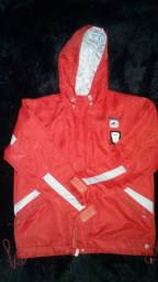 Maresia original casaco impermeavel