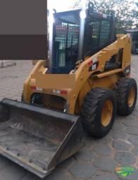 Mini carregadeira, bobcat, vassoura hidráulica, rolo compactador, braço escavador
