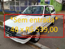Fiat Uno Mille 1.0 4 PoRtAs ? Aceita TrOcA e FinAnCiA sem EnTrAdA