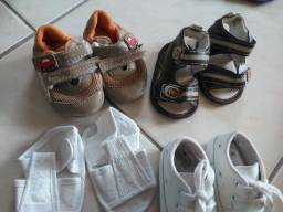 Lote sapatinhos