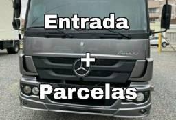 Mercedes Atego 2433 2011
