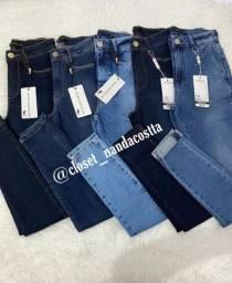 Miller calças e shorts