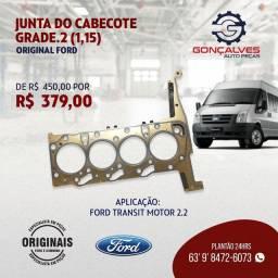 JUNTA DO CABEÇOTE GRADE.2 (1,15) ORIGINAL FORD