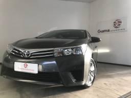 Corolla 1.8 GLI 2015 automático flex