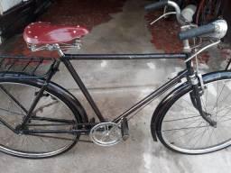Bicicleta Hércules antiga.