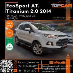 EcoSport Titanium 2.0 Automática 2014