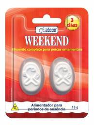 Alcon weekend 16 grs - 3 dias