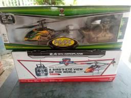 Vendo dois Helicóptero v912e v913