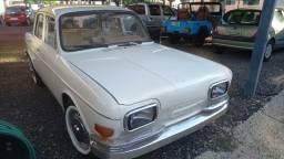 Vw 1600 ze do caixao fusca 4p 1969