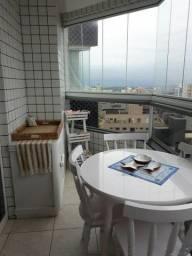 Apartamento 2 suítes e closet na Aviação, vista mar