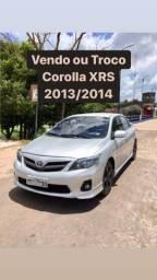 Corolla Xrs 2013/2014 Vendo ou Troco