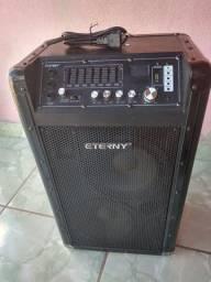 Caixa amplificadora eterny .