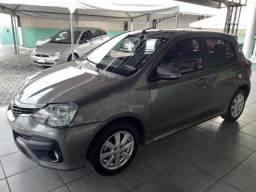 Título do anúncio: Toyota Etios XLS 1.5 AUT. 49.000KM!