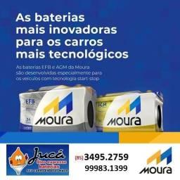 """Título do anúncio: """"Bateria Moura para seu onibus 150 ah"""