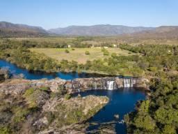 Terrenos 20.000 m² na Serra do Cipó. 12 km da Cacheira Grande. Fin. Prop em 150X