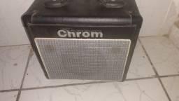 Título do anúncio: Cubo Chrom para guitarra