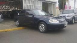 CIVIC 1999/1999 1.7 LX 16V GASOLINA 4P MANUAL