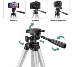 Título do anúncio: Tripé para celular ring light câmeras é outros