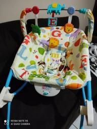 Título do anúncio: Cadeira de balanço bebe