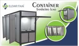 Título do anúncio: Container Banheiro Luxo