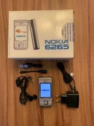 Celular Retrô Nokia 6265 raridade para colecionador!