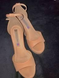 Sandália sapatinho de luxo ?