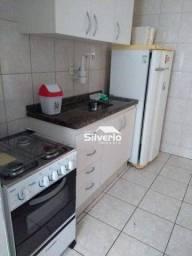 Título do anúncio: Apartamento com 1 dormitório, 45 m² - venda por R$ 200.000,00 ou aluguel por R$ 1.100,00/m