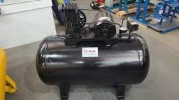 Título do anúncio: Compressor de ar 10 pés Revisado (CSL 10ML) Schulz