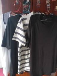 Título do anúncio: Conjunto de Camisas