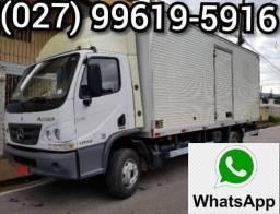 Título do anúncio: Caminhão de Mudanças para todo o Brasil
