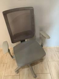 Título do anúncio: Cadeira de Escritório Vizzonta - Cinza