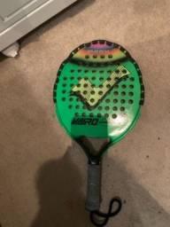 Raquete de padel