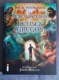Título do anúncio: Percy Jackson e os Deuses Gregos