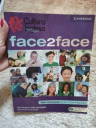 Cultura Inglesa Face2face Upper Intermediate - Combo (Student`s Book, Workbook, Cd)<br><br>