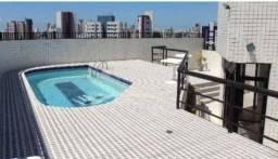 Título do anúncio: Apartamento todo mobiliado, 94 M2 com 3 quartos suite area de lazer em Boa Viagem - Recife