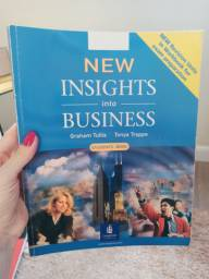 New Insights Into Business Student´s Book - For Exam Preparation<br><br>