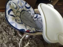 Cadeira de alimentação reclinável Fisher Price
