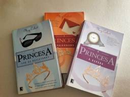 Título do anúncio: Diário da Princesa: volumes 2, 3 e 4