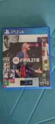 Título do anúncio: FIFA 21 ps4